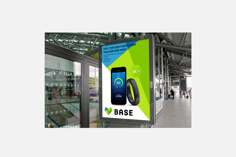 BASE branding & identity